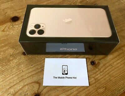 NEW SEALED Apple iPhone 11 PRO MAX 256GB A2218 GOLD (UNLOCKED) APPLE WARRANTY