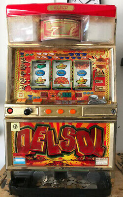 Quarter / Token Pachislo Rizmu Boys Slot Machine / 510 Pg Manual