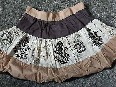 Girls Home Grown Skirt BNWT size age 6