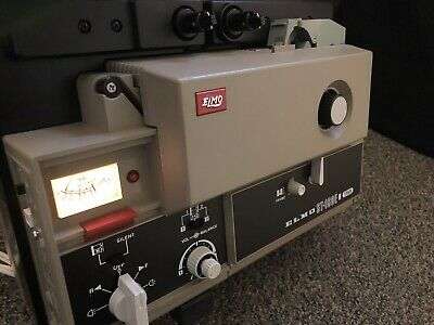 Elmo st-180 projector In working condition