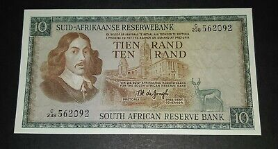 South Africa 10 Rand 1975 UNC