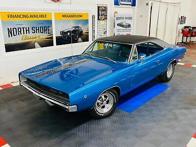 1968 Dodge Charger - NUMBERS MATCHING 383 -  AUTOMATIC TRANS -CLEAN B 1968 Dodge Charger