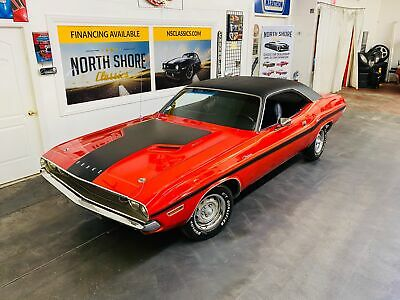 1970 Dodge Challenger - PRICE DROP - 340 ENGINE - SUPER CLEAN - SEE VIDE Red Dodge Challenger with 34,294 Miles available now!