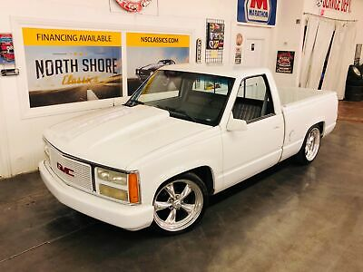 1990 GMC Other - SIERRA 1500 - ZZ4 CRATE ENGINE - ICE COLD A/C - 1990 GMC Pickup, White with 38,842 Miles available now!