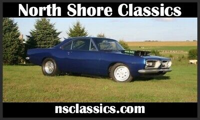 1967 Plymouth Barracuda / Cuda -THE ULTIMATE DRIVING HEMI 426 BIG BLOCK MACHINE- Blue Plymouth Barracuda / Cuda with 0 Miles available now!