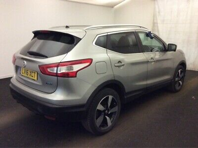 2016 Nissan Qashqai 1.5 Dci N-Tech Only 28K Miles **New Shape**Sat Nav, Pan Roof