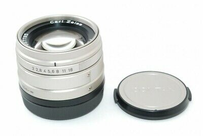 Contax Carl Zeiss Planar T* 45mm F2 For G1 G2 Mint!! from Japan 20056571