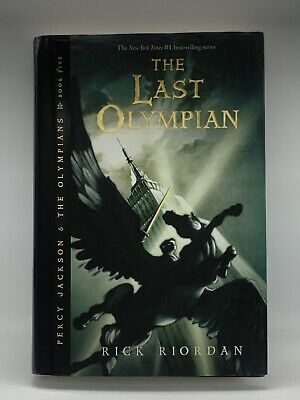 The Last Olympian (Percy Jackson and the Olympians