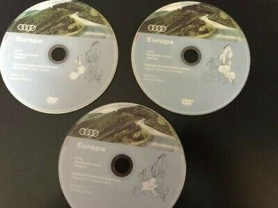 audi navigation plus Europa Version 2019 DVD RNS-E 8P0060884DD