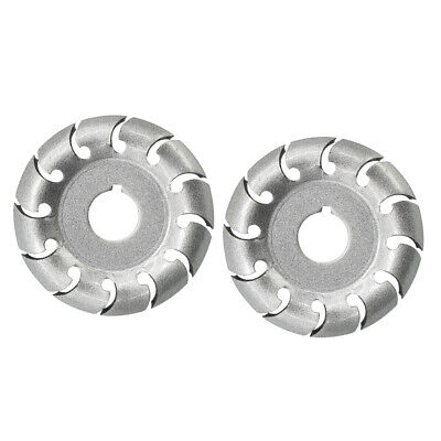 2PC 65mm 12T Circular Saw Blade Multitool Wood Carving Cutting Disc Grinder Tool