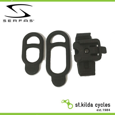 Serfas Head/Tail Light Bracket