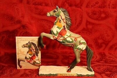 Song of the Cardinal - The Trail of Painted Ponies - 1E/107 - 4053771 - 2016