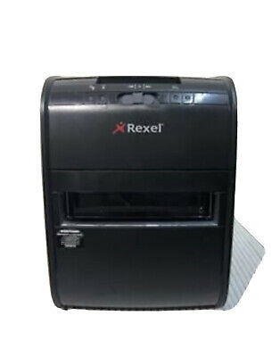"""Rexel 80x Auto Feed Cross Cut Paper Shredder - Black """"Local Pick Up Only"""""""