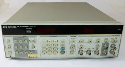 HP Hewlett-Packard 3708A Noise And Interference Test Set hs