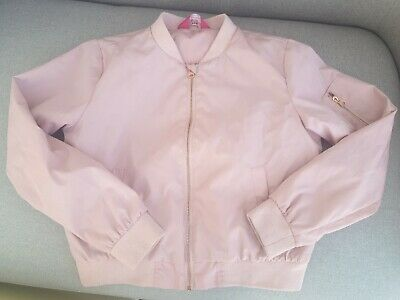 GIRL'S PINK YD JACKET AGE 11 12 YEARS In Good Condition