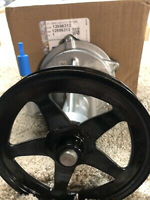 2014-2019 Chevy Gmc 12696313 Brand New OEM vacuum Pump