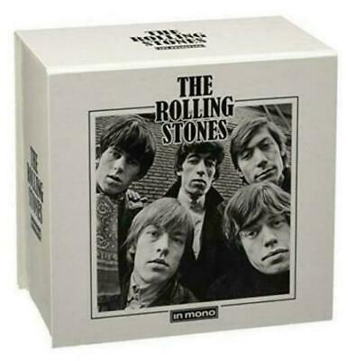 """The Rolling Stones """"In Mono"""" (Remastered) 15 CD Set Boxed Collection"""