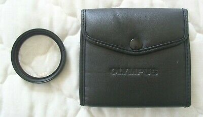 Olympus Macro Conversion Lens f=40cm 55mm diameter - immaculate condition