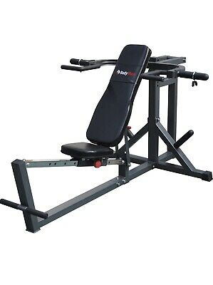 Bodymax Cf666 Multi Press Lever Bench, multi gym/ Bench/Olympic Weight Dumbbells