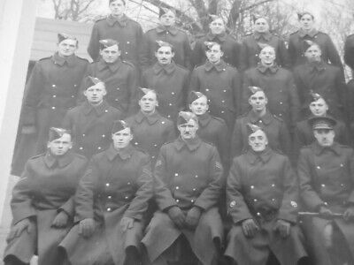 Royal Engineers photograph 1941,Headquarters Section 290th Army Troops Company