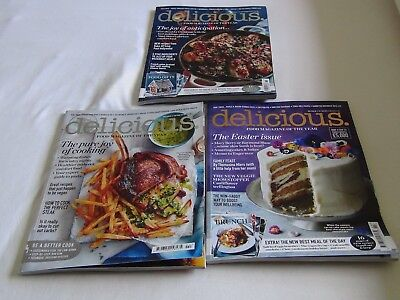 Delicious Food Magazine 1-30 November 2017~28 February 2018~ 31 March 2018