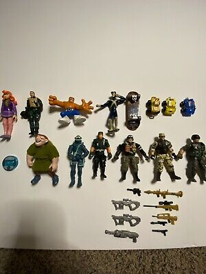 Toy Lot Soldier Disney Hanna Barbera Action Figure Lot