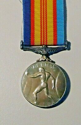 Genuine Vietnam War Medal  awarded to an Australian soldier - Named
