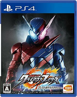 PS4 Kamen Rider Climax Fighters Premium r Sound Edition PlayStation4 w / Tracking
