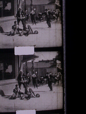 The Inventor 1931 Comedy 300Ft 9.5Mm B/W Silent Cine Film  Pathe