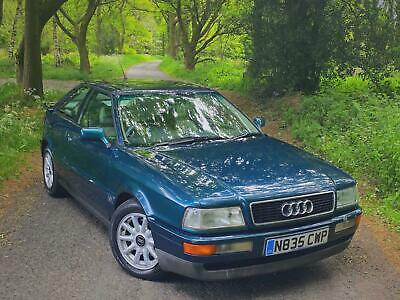1996 Audi Coupe 2.0e *RECENT CAMBELT & CLUTCH**GREAT EXAMPLE*