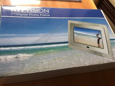 "Kitvision 7 "" Digital Photo Frame"