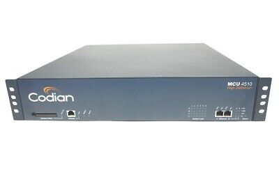 TANDBERG CODIAN MCU 4510 TELEPRESENCE VIDEO CONFERENCING - Free Shipping