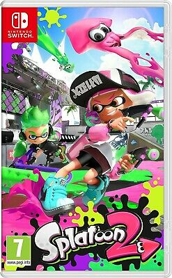Splatoon 2 Nintendo Switch + REGALO. LEER LA DESCRIPCIÓN/ Read description.