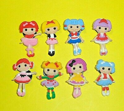 Shoe Charms Dolls Shoe Buttons Plugs Decoration Cake Toppers  auction