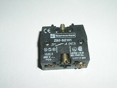 5 -  ZB2-BE101 Push Button Switch Contact Block XB2 Series Products pk 5