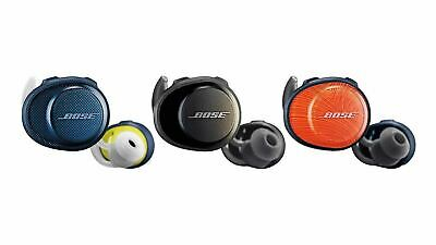 Authentic Bose SoundSport FREE Wireless In-Ear True Headphones