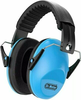 Dr.meter Kids Ear Protection, Noise Blocking Children Ear Muffs with Adjustable