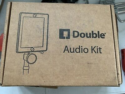 Double Robotics Audio Kit For Double 1 and Double 2