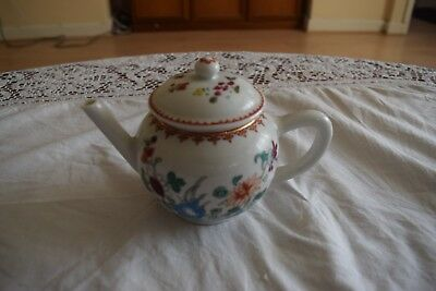 Victoria and Albert Museum collection Teapot By Franklin Mint Chinese Porcelain