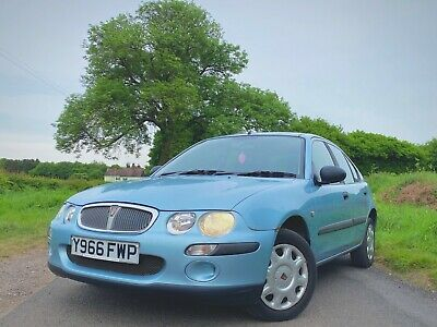 2001 Rover 25 1.4 *LOW MILEAGE**SERVICE HISTORY*