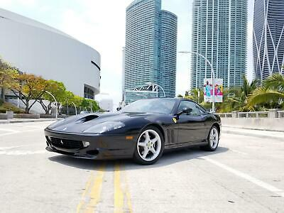 1999 Ferrari 550 - Meticulously Serviced - Clean Carfax Meticulously Maintained - Clean Carfax - Stunning Condition - All Original