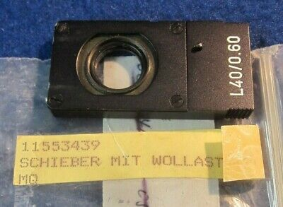 Leica Slider with Wollastom prism 553 439