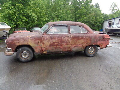 1951 Ford Other  1951 FORD FLAT HEAD V8 SHOEBOX   PROJECT