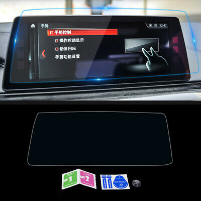 Car GPS Navigation Screen Protector Glass Film for BMW 5 6 Series G30 G32
