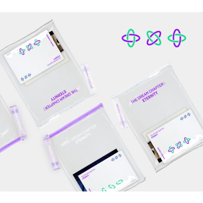 Tomorrow X Together Txt - The Dream Chapter Eternity Pre-Order Benefit Pouch