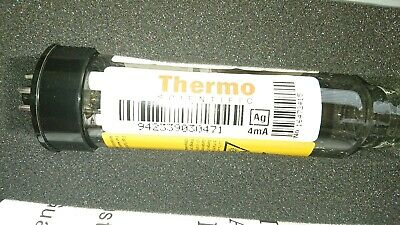 Thermo Data coded hollow cathode lamp - Silver (Ag) 4mA for iCE 3000 Series