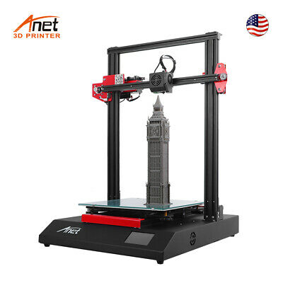 Anet ET5 3D Printer Large Size 300*300*400 Auto Leveling Resume Print 3.5'' LCD