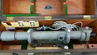 Hilger Watts Auto Collimator For Calibrating Surveying equipment Level...