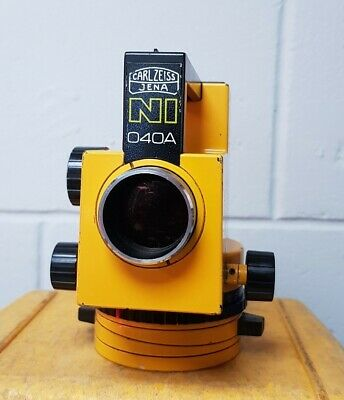 Carl Zeiss Jena NI040A Automatic Level Surveying Dumpy Survey