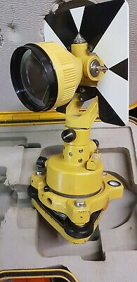 Topcon Prism Station With Case For Total Station Edm Surveying Half Traverse